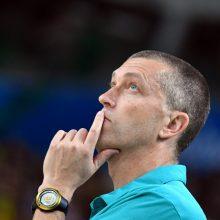 Apie Australijos rinktinės intrigą užsiminęs treneris: Lietuva – krepšinio gigantė