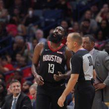Nesustabdomo J. Hardeno sezono startas – rezultatyviausias NBA istorijoje