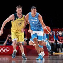 Įspūdingai Argentiną nušlavusi Australija – antrąkart iš eilės olimpinėje ketveriukėje