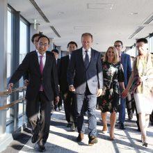 G-20 viršūnių susitikime dominuos prekybos karo ir įtampos Irane temos