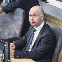 Teismas atmetė A. Verygos skundą dėl nepalankaus VTEK sprendimo