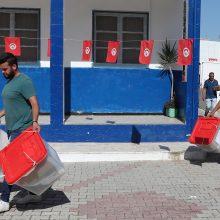 Tunise prasidėjo prezidento rinkimų antrasis turas