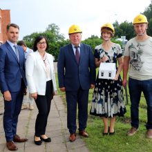 Ambicingi Kauno rajono savivaldybės planai taps realybe augančioje Užliedžių seniūnijoje