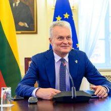 Prezidentas parengiamojoje EVT sesijoje aptarė energijos kainas, migraciją