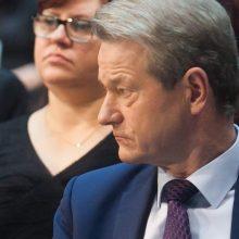 Per apkaltą nušalintam R. Paksui atvers kelią tik į Seimą?