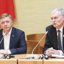 R. Karbauskis: į prezidento mokesčių siūlymus žiūrėsime rimtai