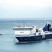 Du iš Švedijos plaukusio kelto keleiviai dingo Baltijos bangose