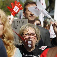 Lenkijos mokytojai pradeda streiką dėl atlyginimų