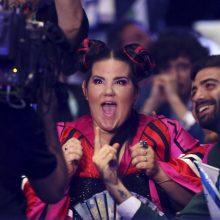 """Gazos Ruožo artistai ragina """"Eurovizijos"""" dainininkus nevykti į Izraelį"""