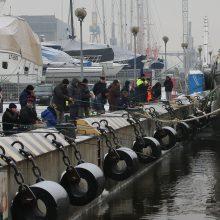 Kritiškai įvertino mėgėjiškos  žvejybos pokyčius