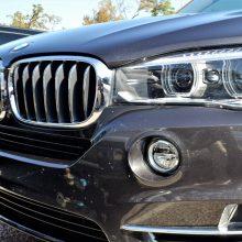 Skaudi nelaimė Švenčionėliuose: BMW automobilis partrenkė senolę