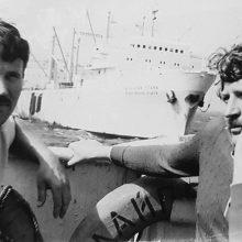 Lakūno svajonę pakeitė jūrinė romantika