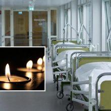 Po žastikaulio lūžio Šiaulių ligoninėje mirė žmogus
