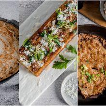Originalūs bulvių plokštainių receptai: kurį gaminsite pietums?