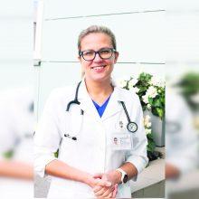 Kardiologė: pandemijos prišaukta vienatvė taip pat kenkia širdžiai