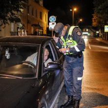 Reidai uostamiestyje: užfiksavo virš šimto eismo pažeidimų