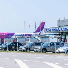 Profilaktiniai tyrimai dėl COVID-19 bus atliekami ir Palangos oro uoste