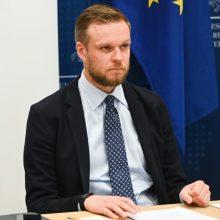 G. Landsbergis: Baltarusija ir toliau organizuoja neteisėtą ES išorės sienos kirtimą