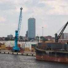 Klaipėdoje bus tariamasi dėl aplinkosaugos ir infrastruktūros projektų uoste