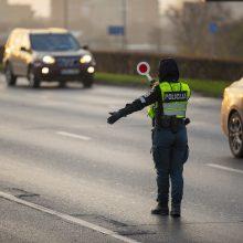 """Savaitė Klaipėdos keliuose: girta vairuotoja gynėsi gėrusi """"valerijono lašus"""""""