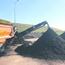 Naujovė: KRATC nemokamai kompostą dalija ir juridiniams asmenims