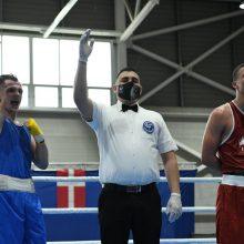 Lietuvos boksininkai užsitikrino šešis medalius tarptautiniame turnyre Ispanijoje