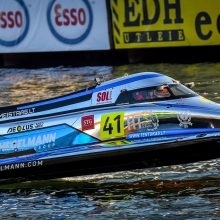 E. Riabko Pasaulio čempionato etape Norvegijoje – 8-as