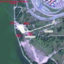 Klaipėdoje – nauja vieta uosto akmenims