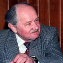 Aktorius J. Meškauskas bus laidojamas Antakalnio kapinėse
