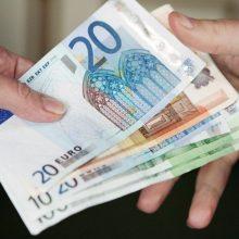 Europos Komisija siūlo suvienodinti minimalios algos kriterijus