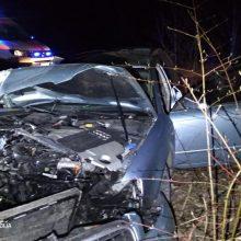 Per savaitę eismo įvykiuose trys žmonės žuvo, sužeisti 39