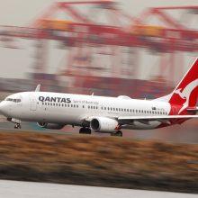 """Oro bendrovė vos per dešimt minučių pardavė visus bilietus skrydžiui """"į niekur"""""""