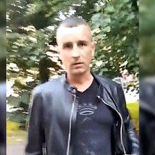 Klaipėdos policija išplatino nuotrauką: prašo atpažinti užfiksuotą asmenį