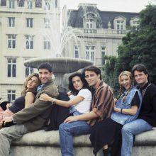 """Kultiniam serialui """"Draugai"""" sueina 25-eri: faktai, kurių nežinojote"""