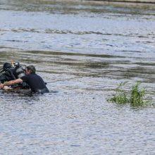 Nelaimė Biržų rajone: tvenkinyje nuskendo žmogus