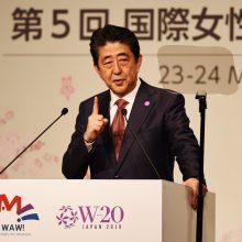 Japonija dvejiems metams pratęsė sankcijas Šiaurės Korėjai