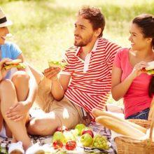 Mitybos specialistė: mažiau būname lauke, nes taupome laiką? Kenkiame patys sau