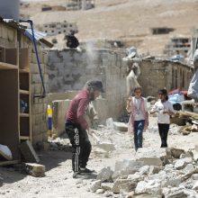 Maskva skelbia nutraukianti ugnį šiaurės vakarų Sirijoje