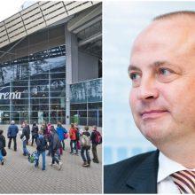 """Druskininkų meras apie tyliai uždarytą """"Snow Areną"""": bus ieškoma naujo operatoriaus"""