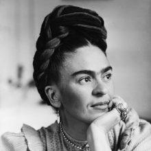Meksikoje rastas garso įrašas su dailininkės F. Kahlo balsu