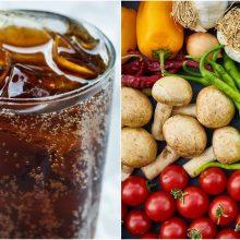 Specialistai įspėja: gaivieji gėrimai didina mirties riziką, vegetarizmas – insulto