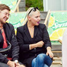 Lietuvos garsenybės vasarą palydėjo trankiai – ryžosi ekstremaliems iššūkiams