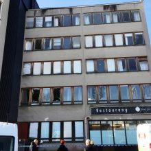 Švedijoje per sprogimą pramonės pastate sužeisti 5 žmonės