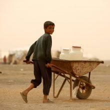 2 mlrd. žmonių neturi prieigos prie švaraus geriamojo vandens