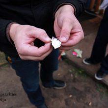 Su narkotikais įkliuvęs jaunas vilnietis šventes pasitiko areštinėje