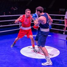 Kėdainiuose prasideda kovos dėl Lietuvos bokso čempionato medalių