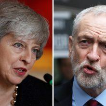 "JK vyriausybė ir opozicija nepraranda vilties rasti kompromisą dėl ""Brexit"""
