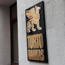 Turto bankas planuoja skelbti 65 mln. eurų vertės konkursų