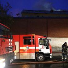 Rusijos Kirovo srityje per gaisrą gyvenamajame name žuvo penki žmonės