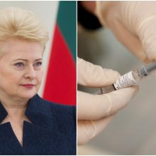 D. Grybauskaitė: užkrečiamų ligų protrūkis rodo ydas sveikatos politikoje